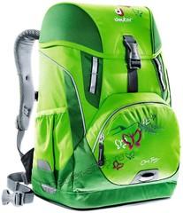 Deuter Onetwo Kiwi-Butterfly - рюкзак школьный