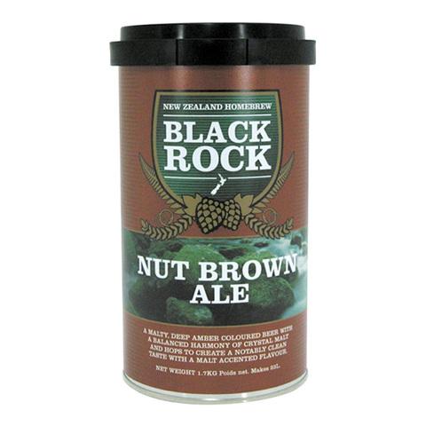 Солодовый экстракт Black Rock NUT BROWN ALE