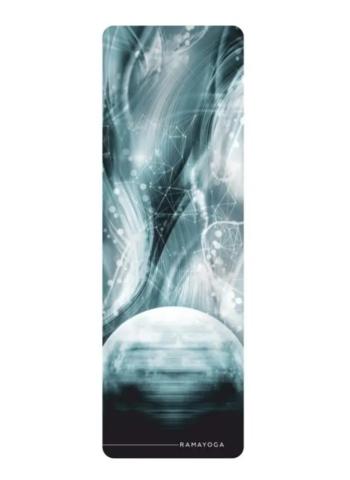Коврик для йоги Air Elements Collection 183*60*0,3 см из микрофибры и каучука