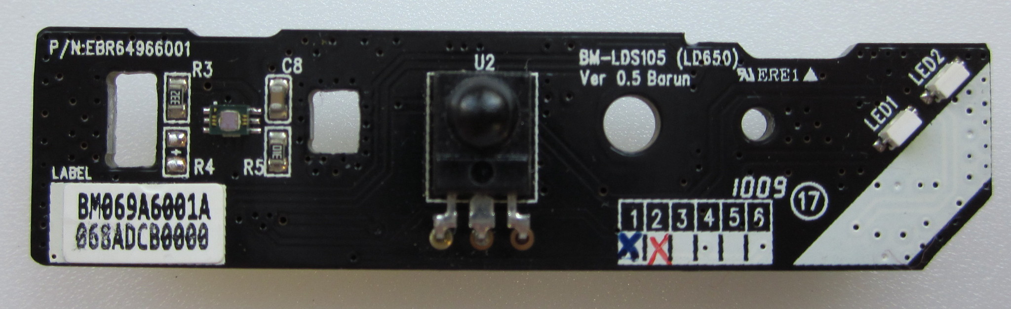 BM-LDS105 (LD650) Ver 0,5