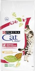 Корм для взрослых кошек, Purina Cat Chow Urinary, для поддержания здоровья мочевыводящих путей, с домашней птицей