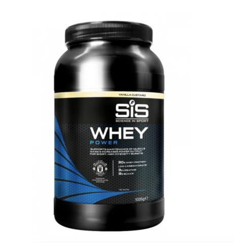SIS Напиток для восстановления MUFC Whey Power Powder, Ванильный крем, 1,035 кг