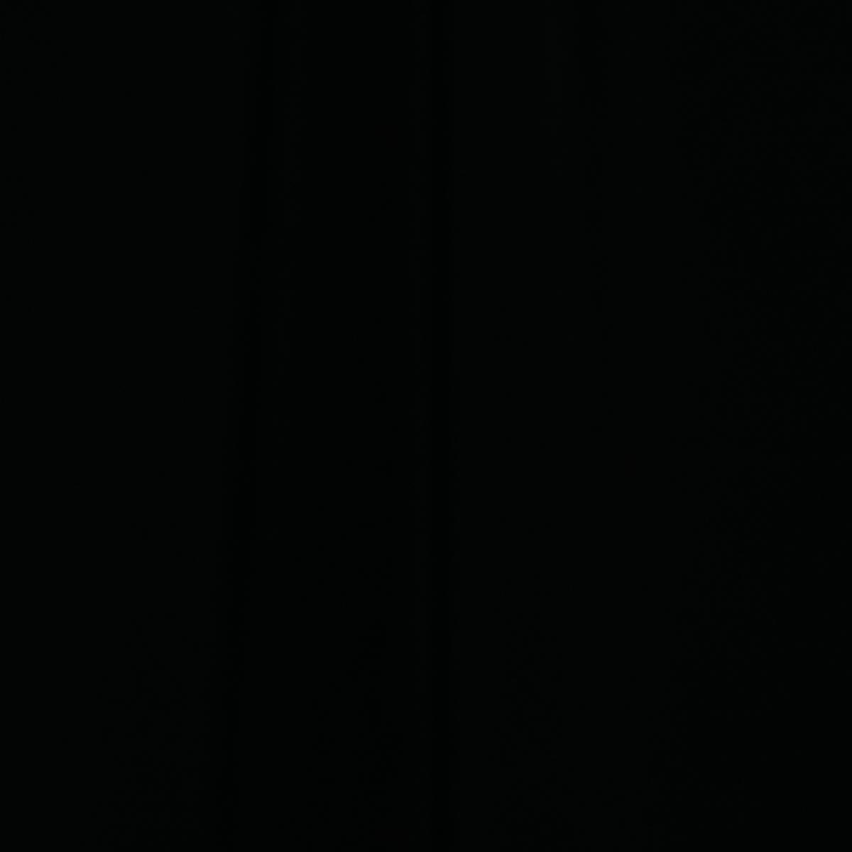 Шёлковый крепдешин чёрного цвета