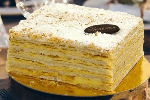 Безглютеновый торт «Наполеон», весом 3 кг
