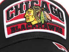 Бейсболка NHL Chicago Blackhawks № 7