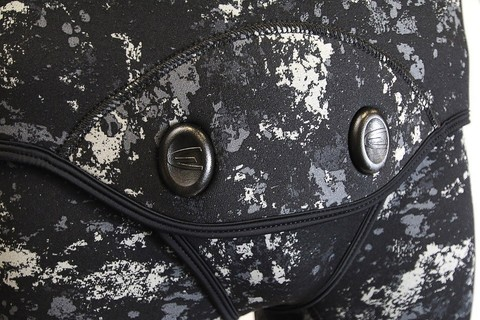 Гидрокостюм Epsealon Shadow Black Camo Yamamoto 039 5 мм – 88003332291 изображение 2