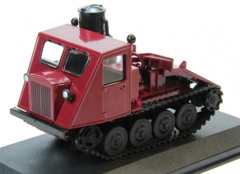 Модель Трактор №20 КТ-12 (история, люди, машины)