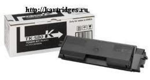 Картридж Kyocera TK-580K
