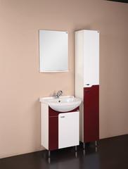 Комплект мебели Onika Эко 3 в 1 (тумба, умывальник, зеркало)