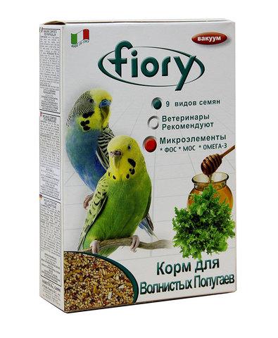 Fiory Pappagallini корм для волнистых попугаев 1 кг