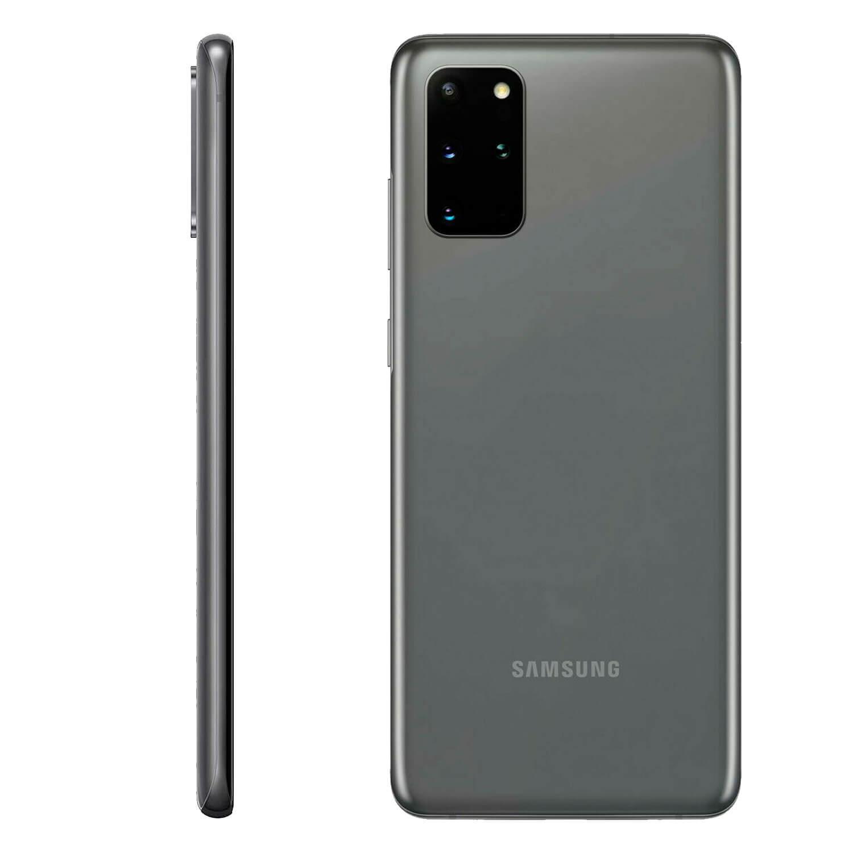 Вид сзади, камера Galaxy S20+ Plus Gray