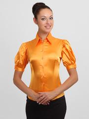 4117-4 фут-ка женская, оранжевая