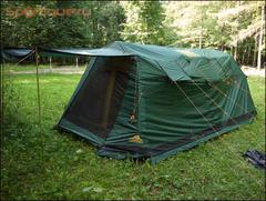 Палатка Alexika VICTORIA 5 LUXE green, 600x300x200 - 2