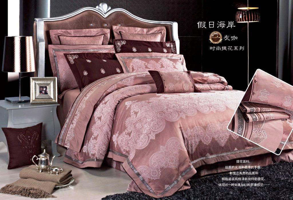 Жаккард Постельное белье шелковый жаккард с вышивкой Valtery L 33 15940_kpb-l-33.jpg