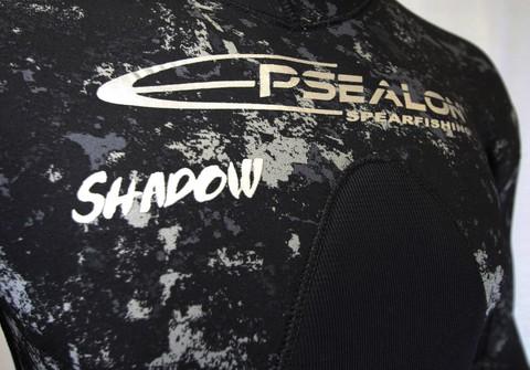 Гидрокостюм Epsealon Shadow Black Camo Yamamoto 039 5 мм – 88003332291 изображение 4