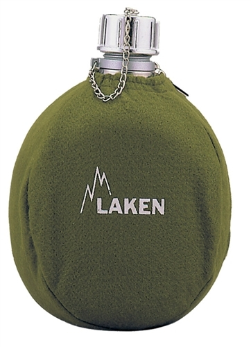 ФЛЯГА LAKEN CLASICA 111 В ЧЕХЛЕ SCREW CAP 1000 МЛ