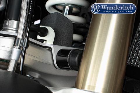 Ограничитель поворота рулевой колонки BMW R1200GS LC/GSA LC серебро