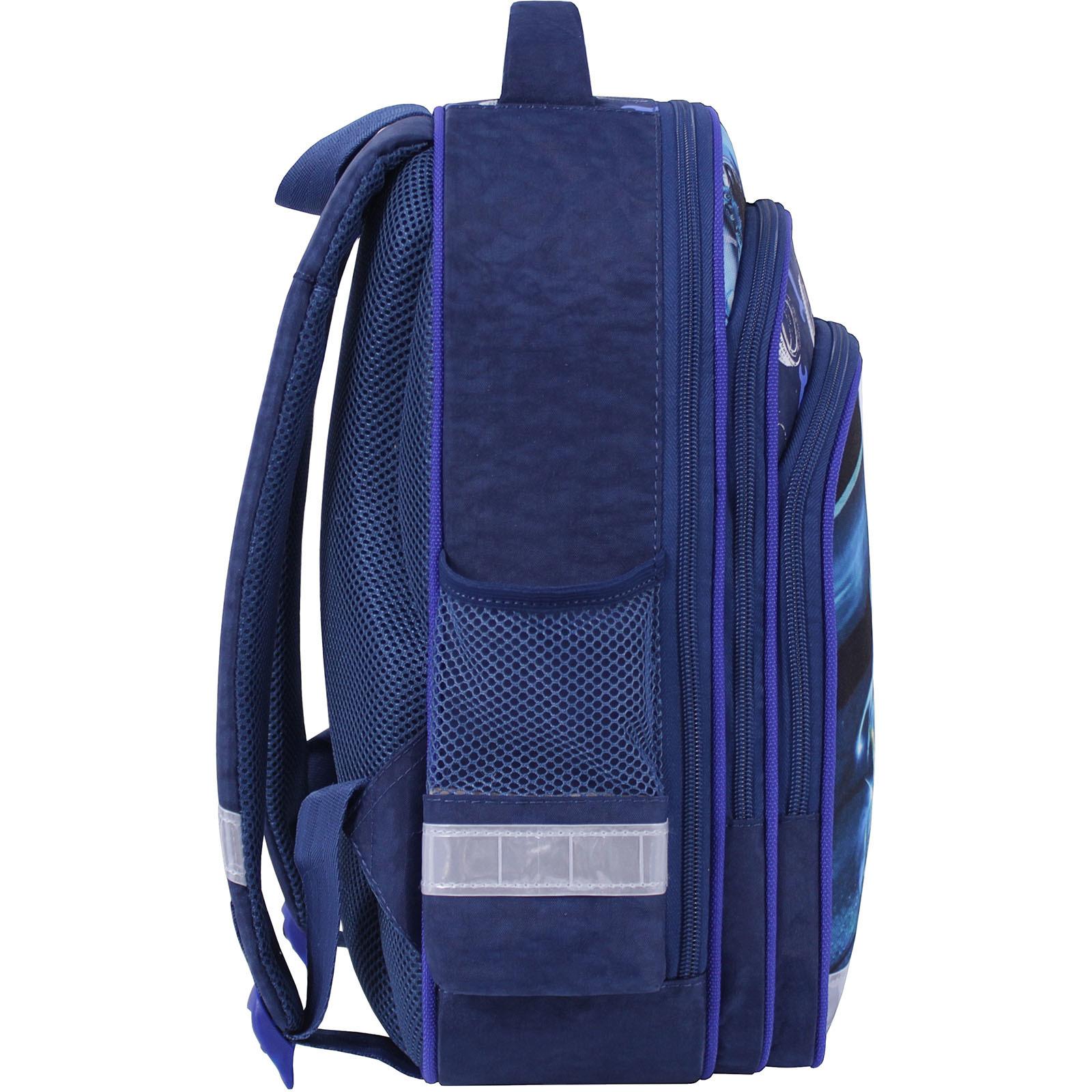 Рюкзак школьный Bagland Mouse 225 синий 555 (0051370) фото 3