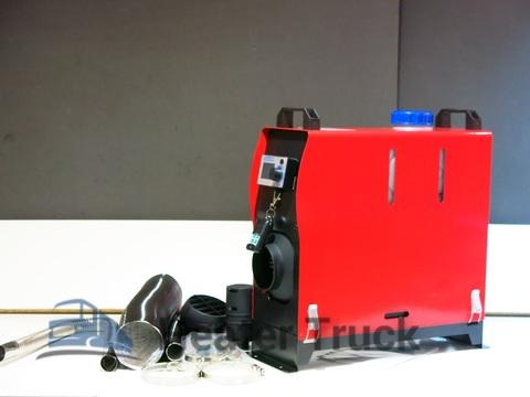 Автономный отопитель 24 В Красный пульт A2