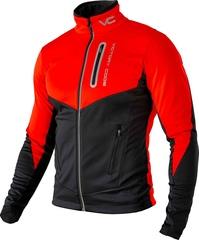 Утеплённая лыжная куртка 905 Victory Code Go Fast Red 2019