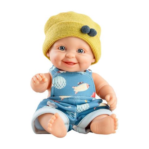 ПРЕДЗАКАЗ! Кукла-пупс Тео, 22 см, Паола Рейна