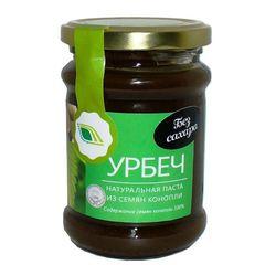 Урбеч из семян, Биопродукты, из конопли, 280 г