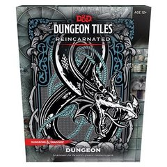 Dungeons & Dragons - Dungeon Tiles  Reincarnated Dungeon