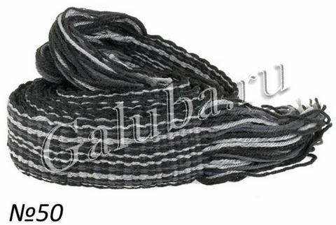 Пояс тканный на бердо для чапана , мужской
