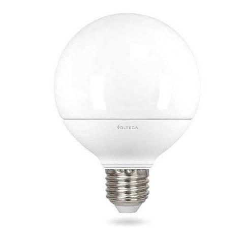 Светодиодная лампа G95 12W E27 (белый свет)