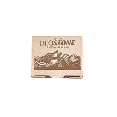 Дезодорант-кристалл Алунит в коробочке, 55 г