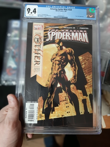 CGC Amazing Spider-Man #528. Состояние 9,4