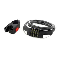 Велозамок кодовый HW 225058/10-1000