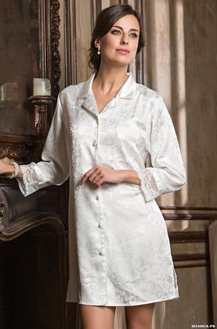 Рубашка на пуговицах Mia-Amore 9537 ANGELINA
