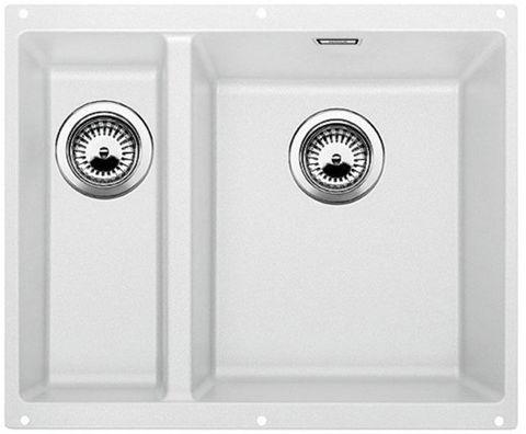 Мойка Blanco Subline 340/160-U Белый (чаша справа)