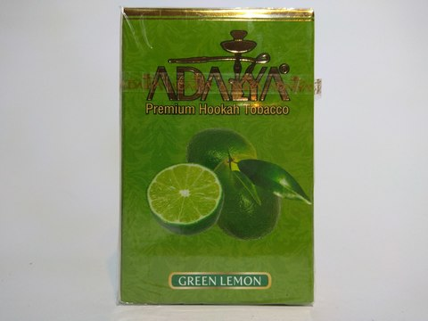 Табак для кальяна ADALYA Green Lemon 50 g