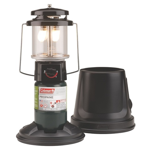 Лампа газовая пропановая Coleman QUICKPACK DELUXE
