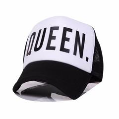 Кепка Queen белая