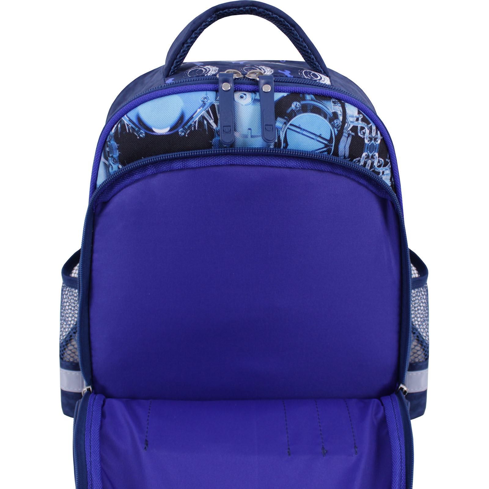 Рюкзак школьный Bagland Mouse 225 синий 555 (0051370) фото 4