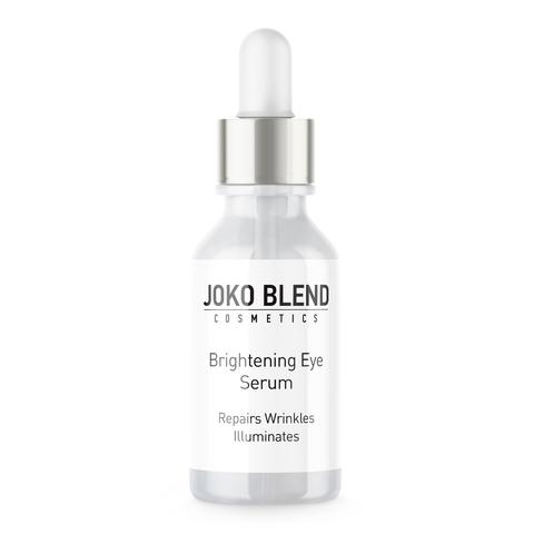 Сироватка для шкіри навколо очей Brightening Eye Serum + Альгінатна маска навколо очей з пептидами 100 г (2)