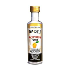 Эссенция Still spirits Top shelf Peach Schnapps на 1,125 литр самогона/водки/спирта