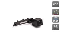 Камера заднего вида для Skoda Superb Avis AVS326CPR (#100)