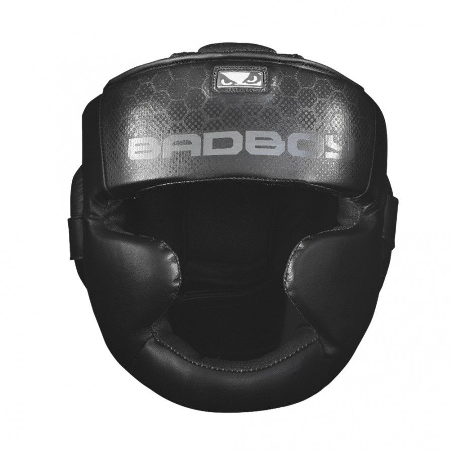Шлемы Шлем Bad Boy Legacy 2.0 Head Guard - Black& 1.jpg