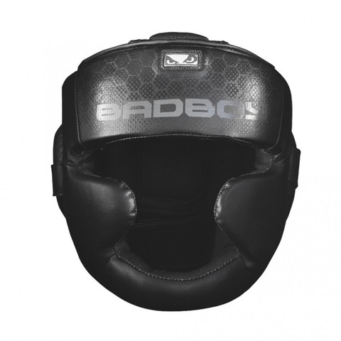 Шлем Bad Boy Legacy 2.0 Head Guard - Black&