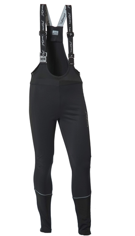 Лыжные разминочные брюки Nordski Active Black мужские