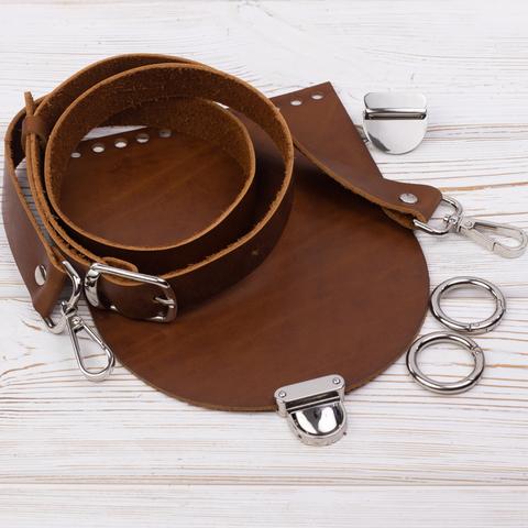 """Комплект для сумочки Орео """"Хурма"""" N2"""