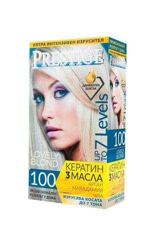 Крем-осветлитель для волос Prestige 100
