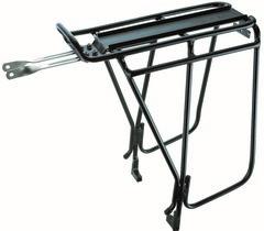 Багажник велосипедный Topeak Super Tourist Rack Dx, W/Side Bar, Disc Version