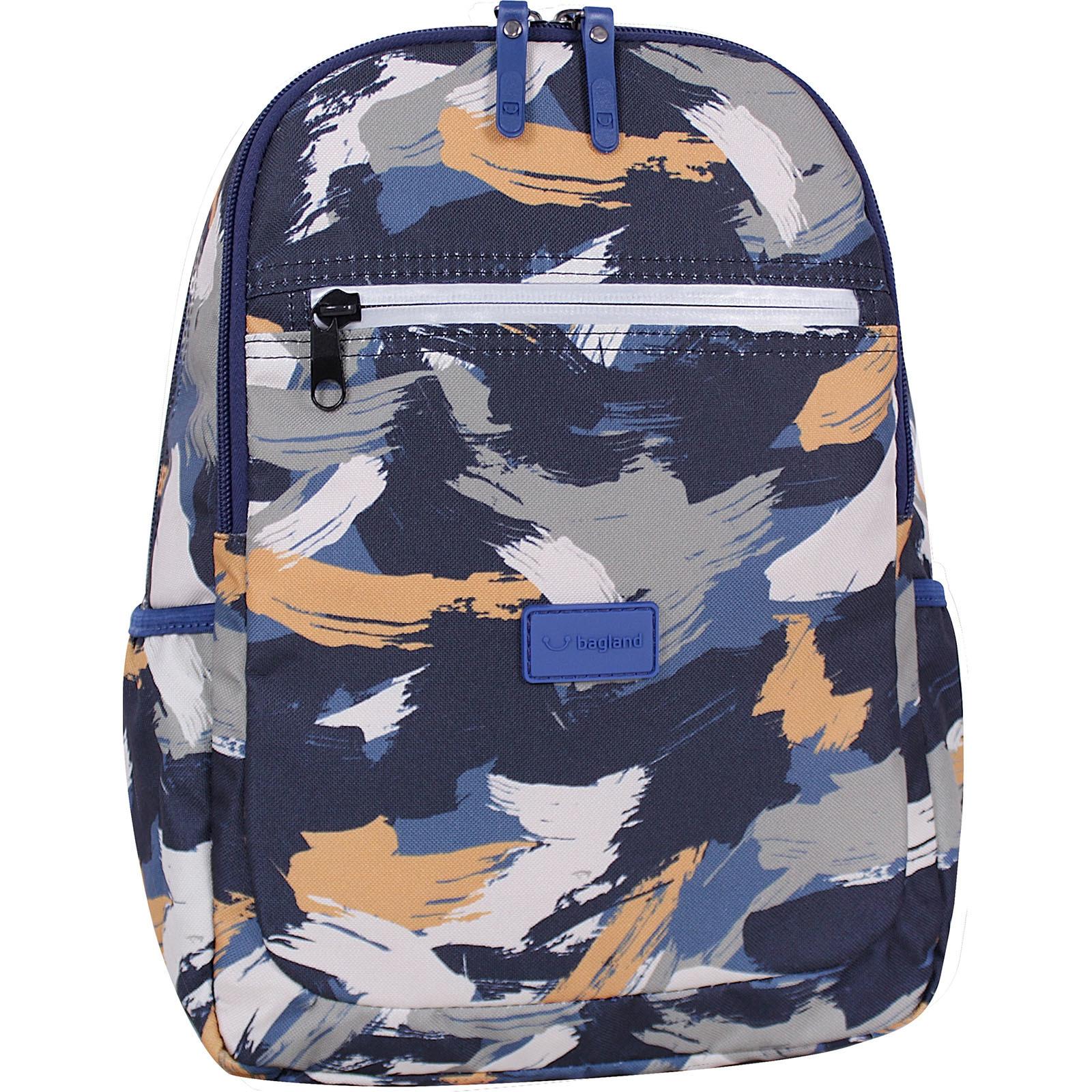 Молодежные рюкзаки Рюкзак Bagland Young 13 л. сублімація 773 (00510664) IMG_1677суб.773.JPG