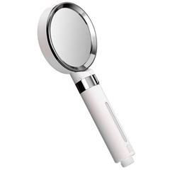 Лейка для душа с функцией фильтрации dIIIb Dechlorination Pressurized Beauty Shower белый