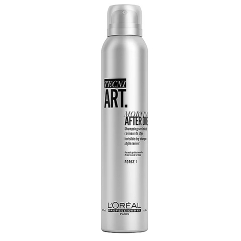 L'Oreal Professionnel Tecni.Аrt: Невидимый cухой шампунь для волос (Morning After Dust), 200мл